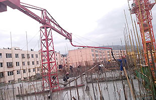 Concrete Placing Boom