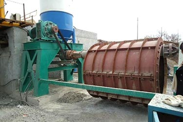HMC Concrete Pole Making Machine