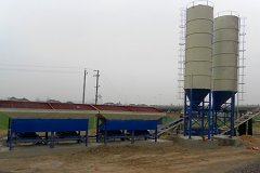 <b>Modular Full-weighing stabilized soil Mixing station</b>