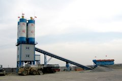 HZS35 Concrete Batching Plant