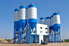 HZS180 Concrete Batching Plant