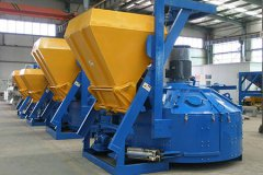 MP1000 Planetary Concrete Mixer