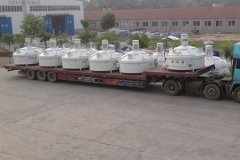 MP500 Planetary Concrete Mixer