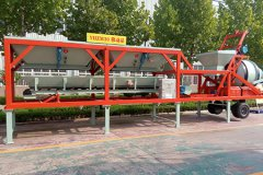 YHZM25 Mobile Batching Plant