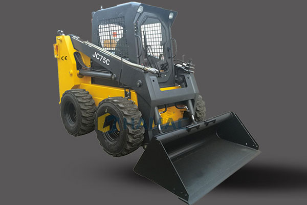 JC series Wheeled Skid Steer Loader