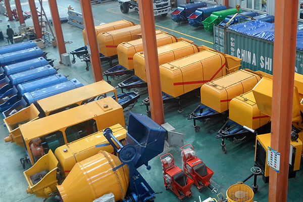 Which type of concrete mixer is suitable for your projects?